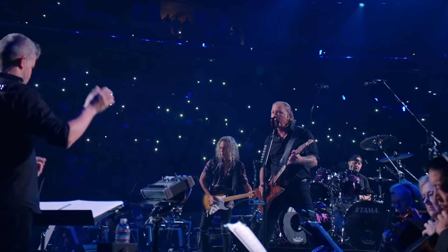 "S&M2: Metallica & San Francisco Symphony – ""Nothing Else Matters"" / ""All Within My Hands"""
