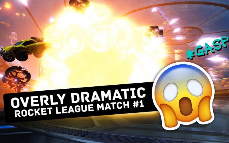 """Ich mache jetzt """"Rocket League""""-Videos auf YouTube"""