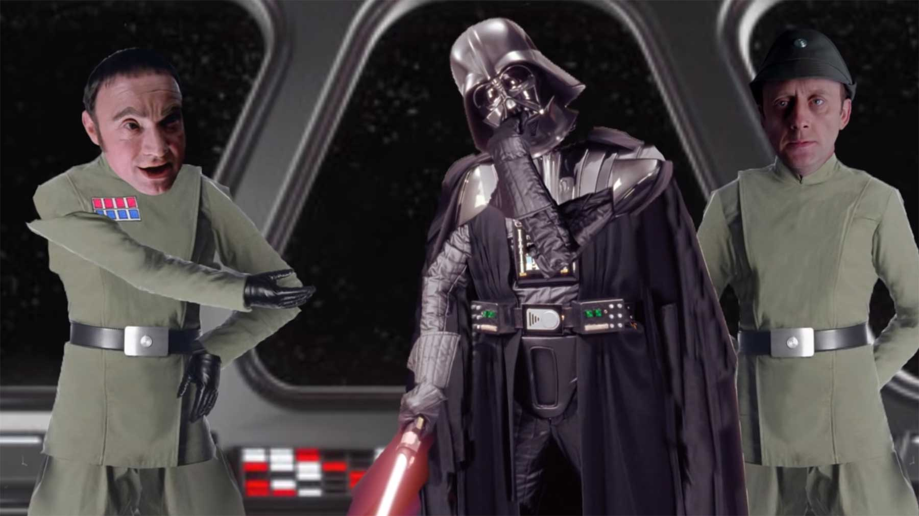 """Frau versucht nach einmaligem Sehen, """"Star Wars – Episode V"""" nachzuerzählen"""