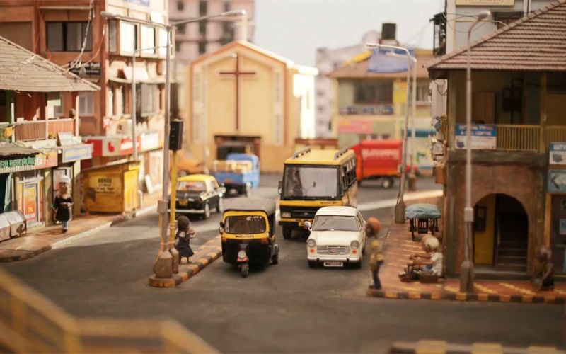 "Stopmotion-Kurzfilm + Making of: ""Tokri (The Basket)"""