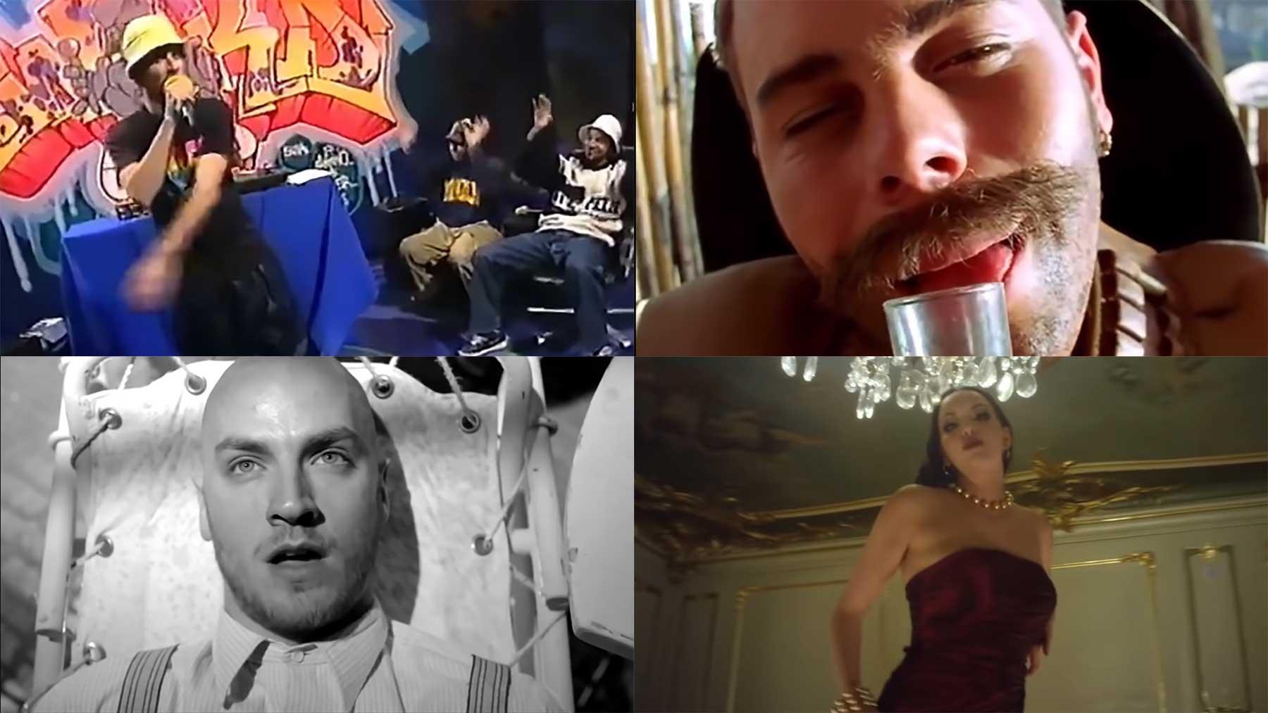 Videomix zeigt 40 Jahre Deutschrap / Hip Hop in 7:30 Minuten 40-Jahre-Deutschrap-DJ-Primetime