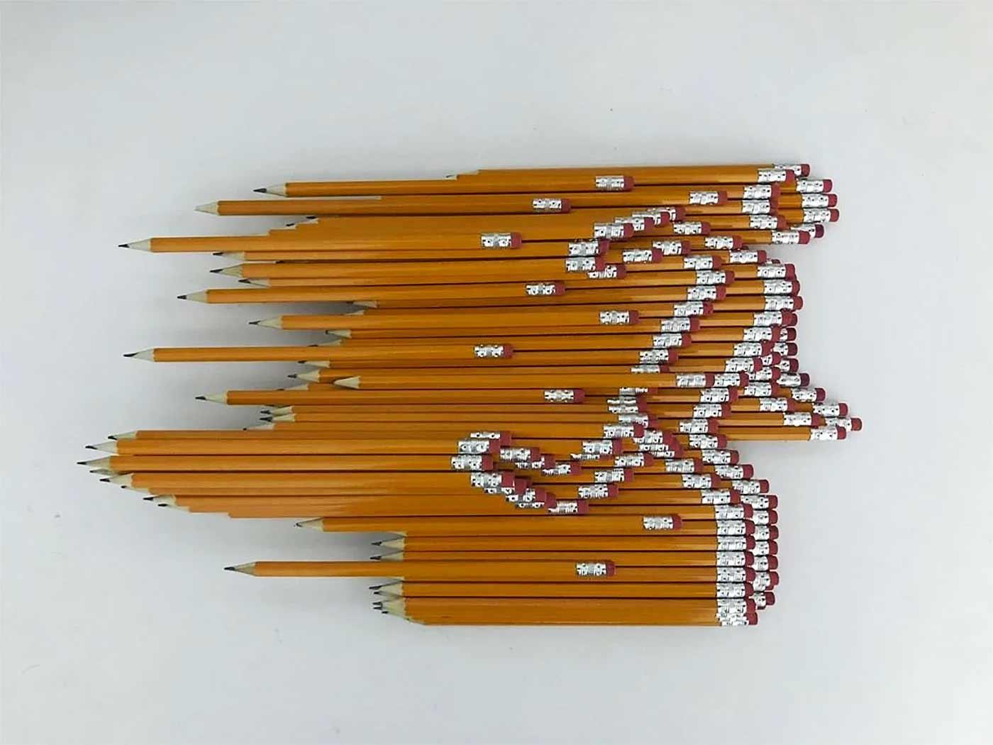 Bleistift-Mosaike von Bashir Sultani Bashir-Sultani-bleistiftkunst_05