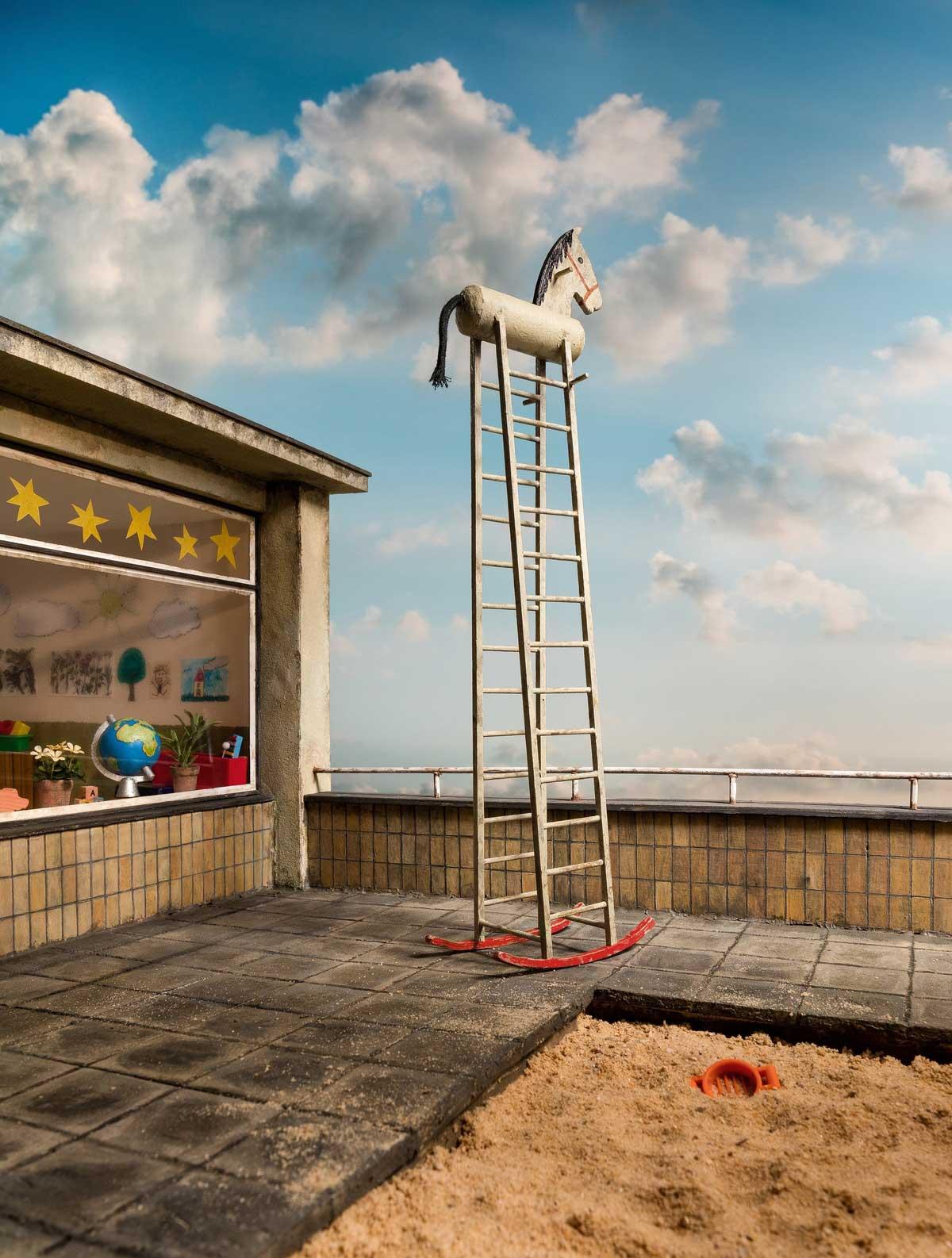 Sonderbare Miniatur-Skulpturen von Frank Kunert Frank-Kunert-2020_02
