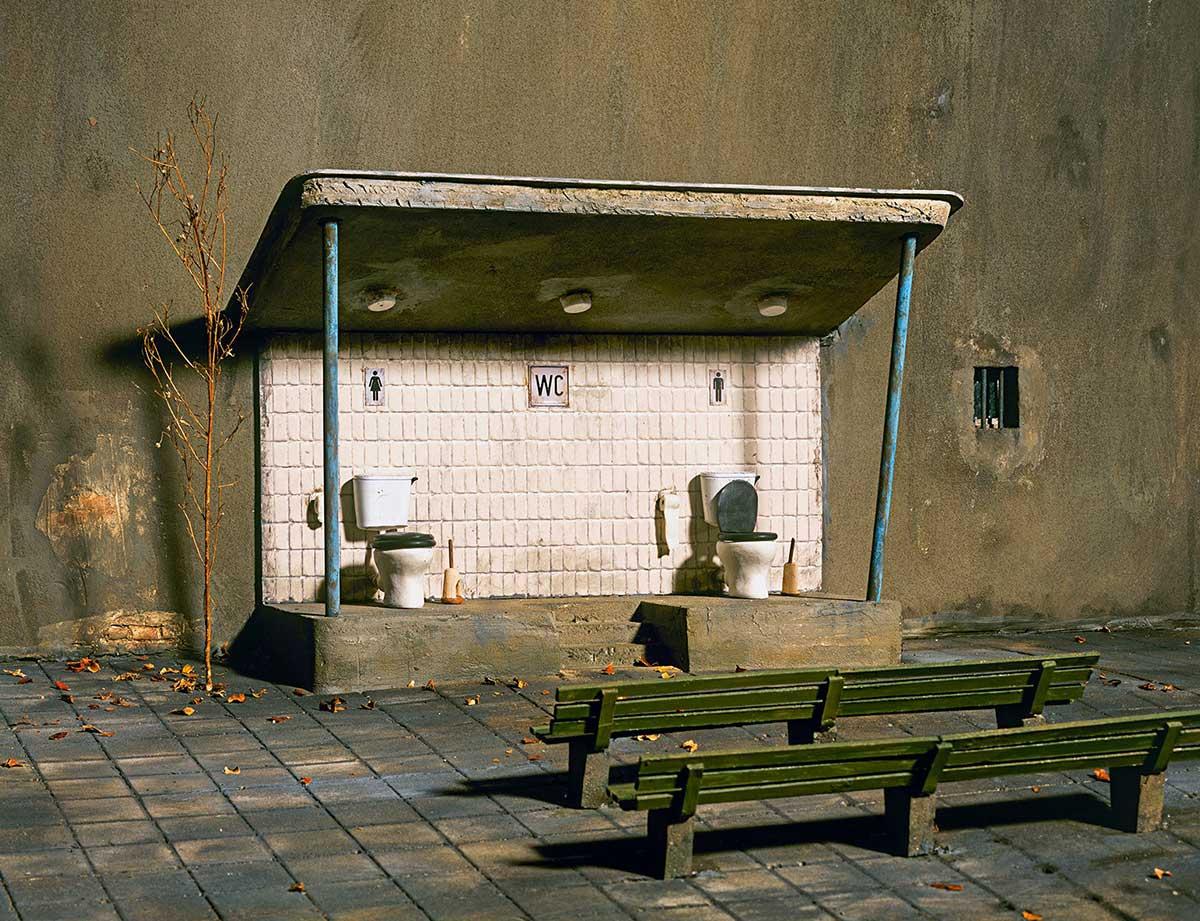 Sonderbare Miniatur-Skulpturen von Frank Kunert Frank-Kunert-2020_04