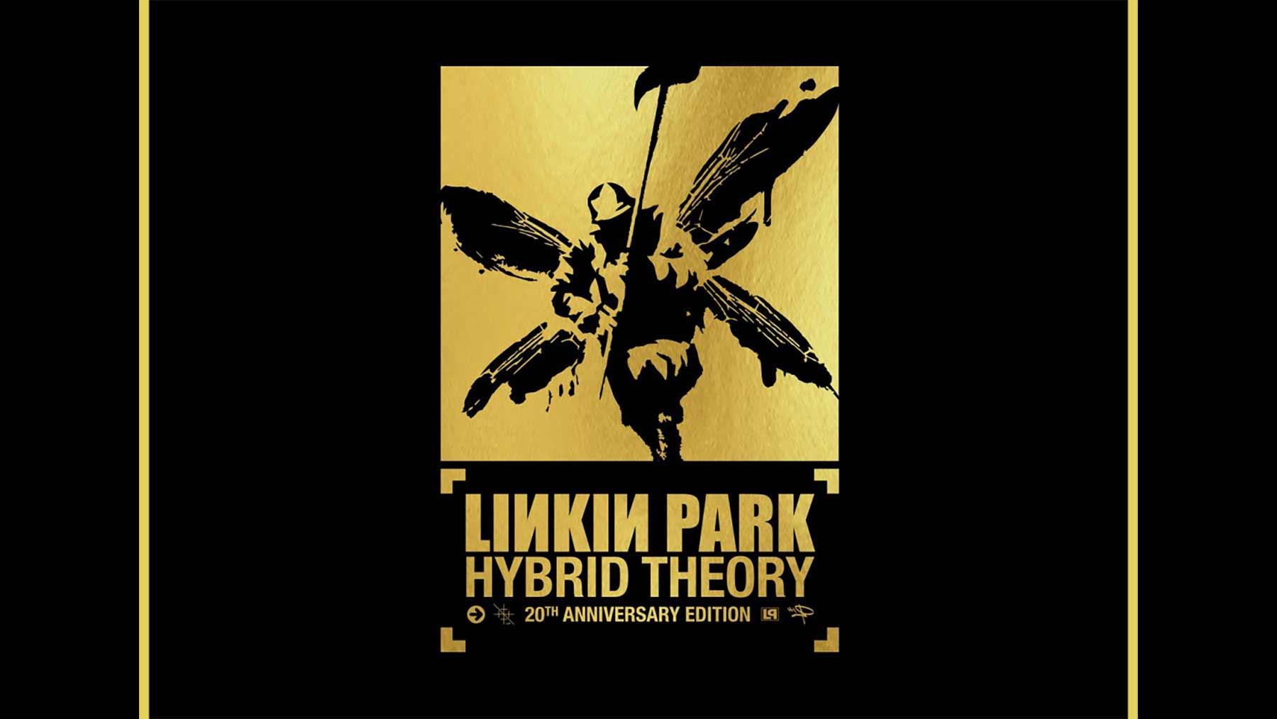 """Linkin Park veröffentlichen Sonderedition zum 20-Jährigen von """"Hybrid Theory"""""""