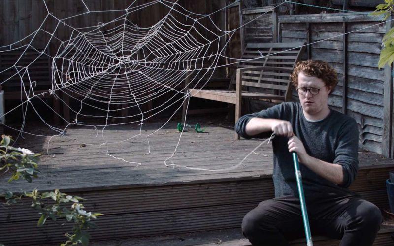 """""""Man-Spider"""" – die Mensch-gewordene Spinne"""