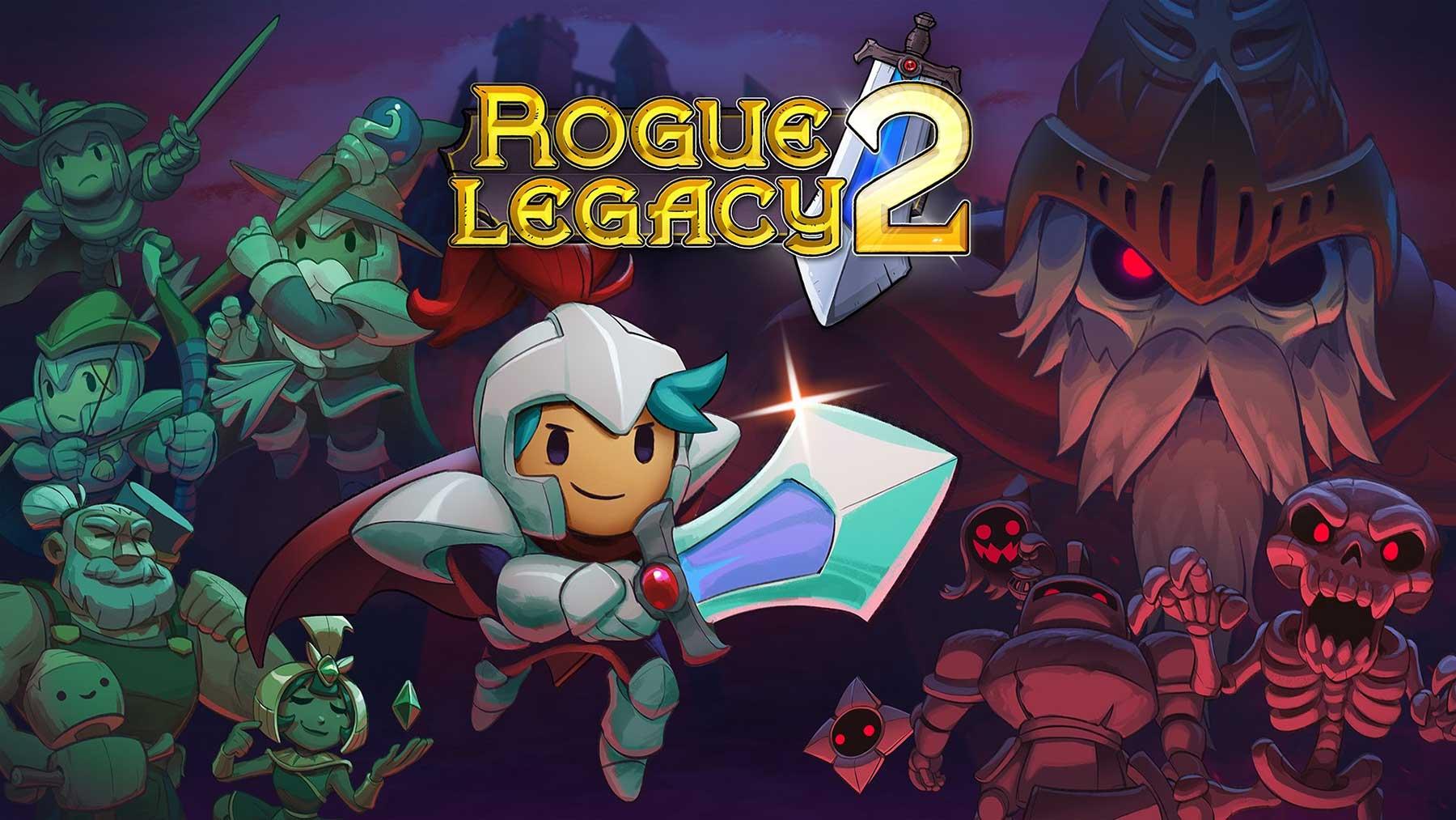 """Rogue Legacy 2"" ist da!"