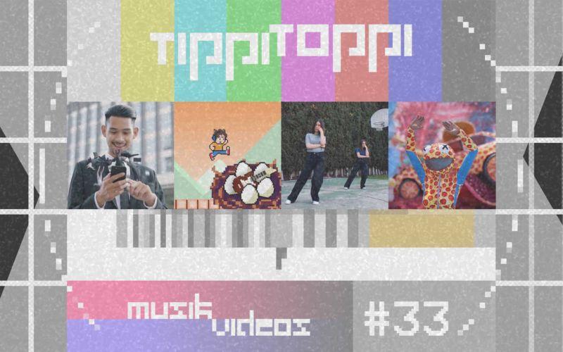 Tippi Toppi Musikvideos Vol. 33
