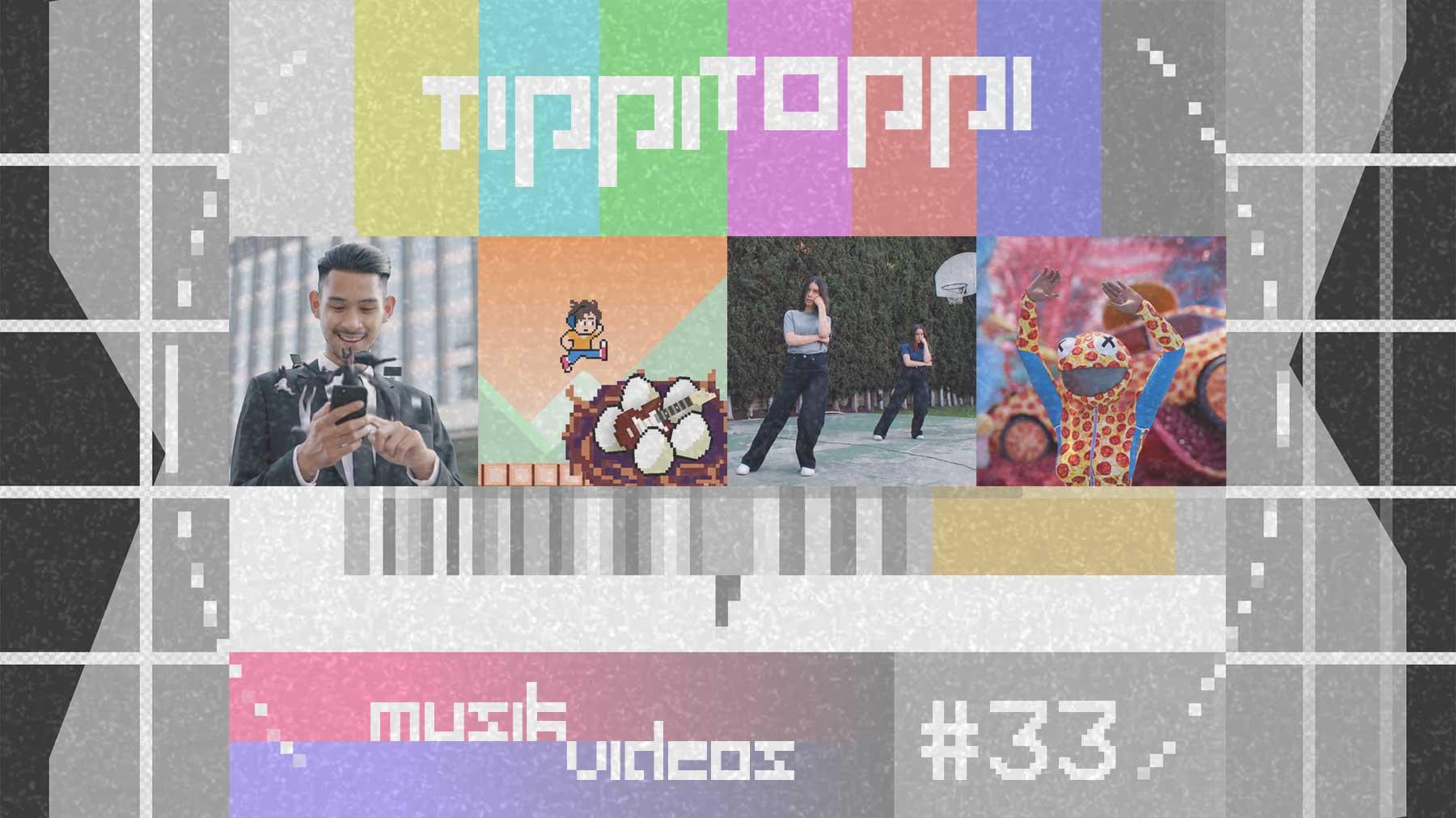 Tippi Toppi Musikvideos Vol. 33 TIPPITOPPI-musikvideos_20200808