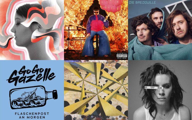 Kurzreviews: Neue Musikalben im August 2020