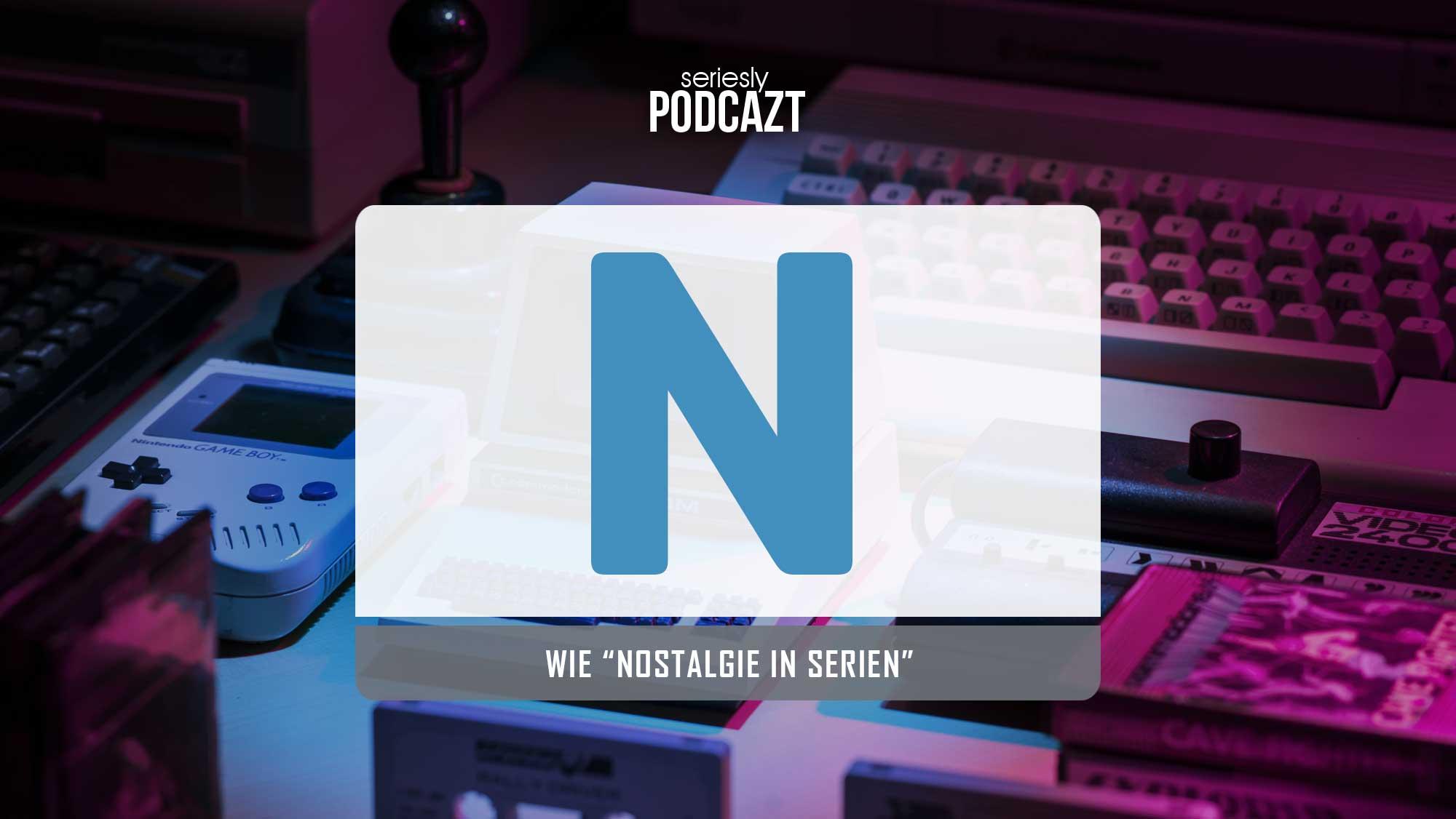 Ich spreche im Podcast über Fernseh-Nostalgie
