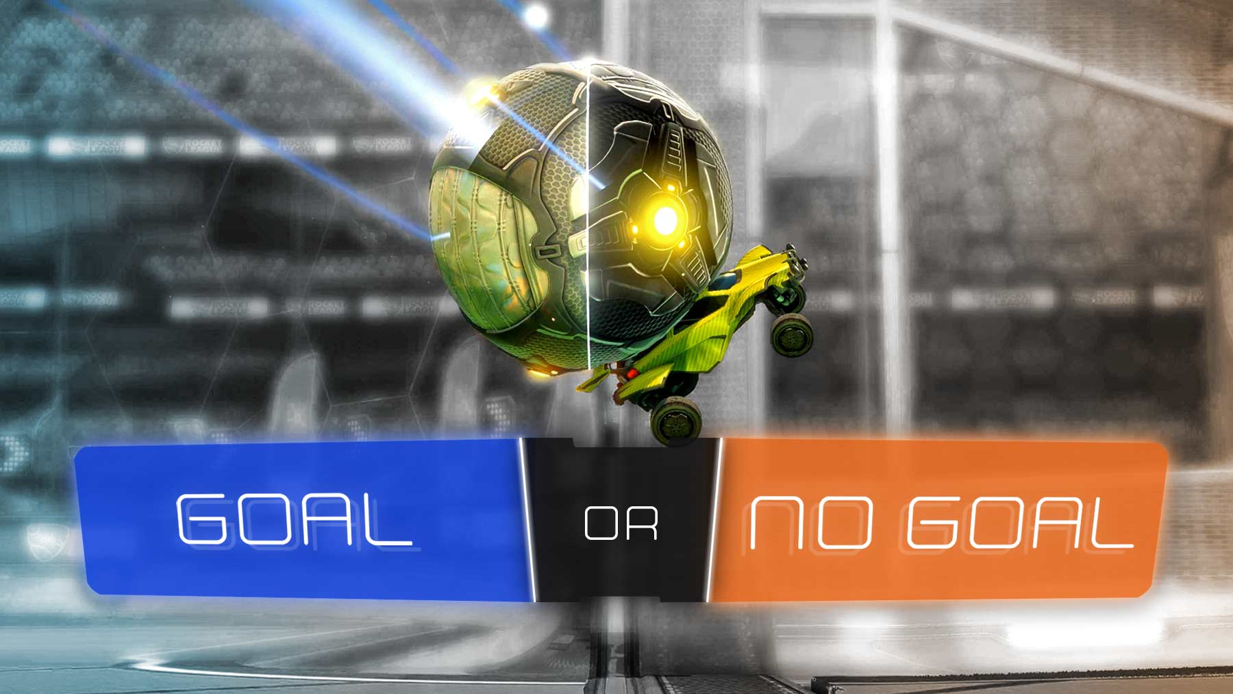 Rocket League Quiz: Tor oder kein Tor?