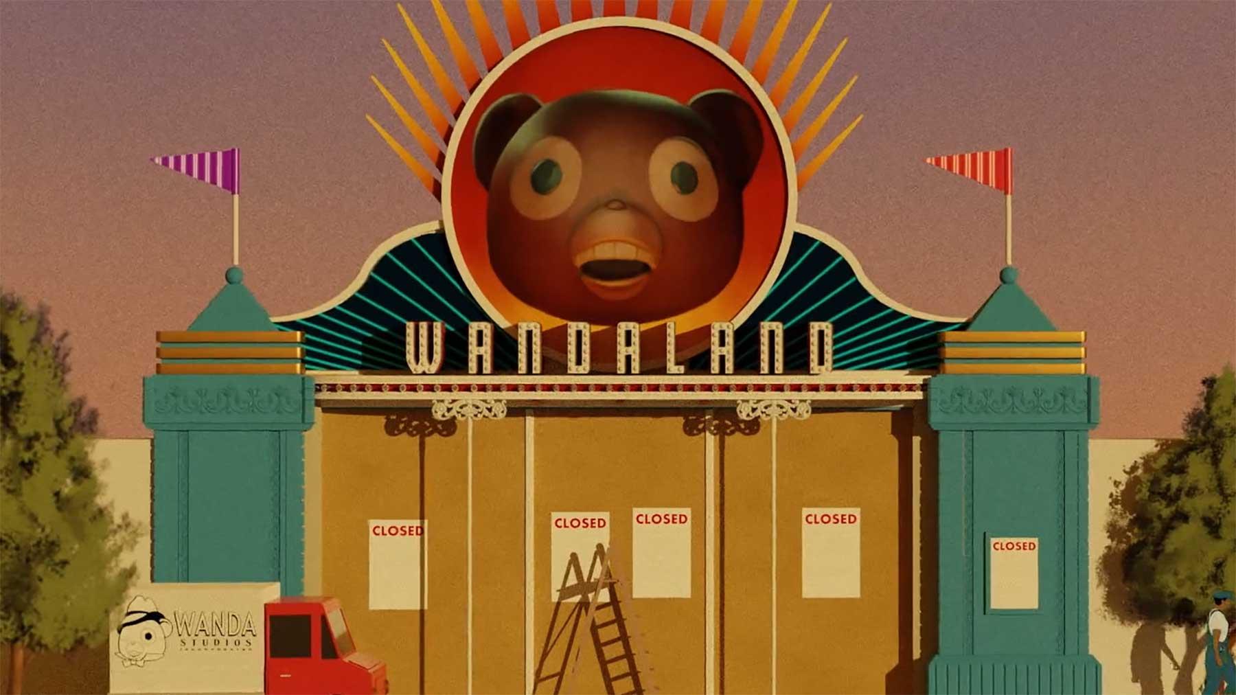 "Animierter Kurzfilm: ""Wandaland"""