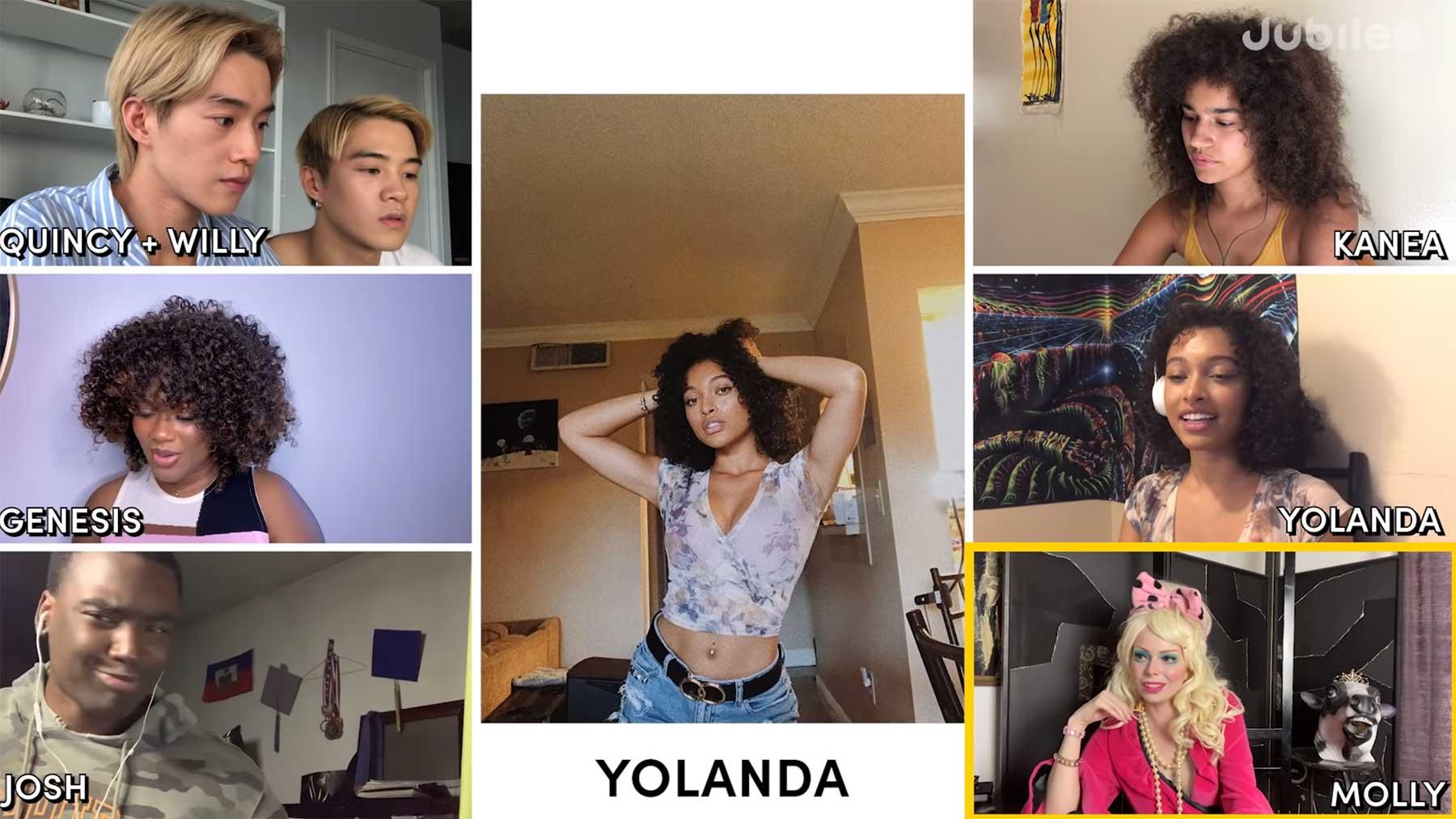 Welches dieser 7 Models ist gar keines?