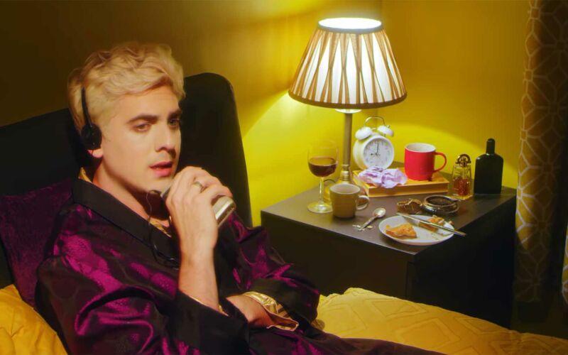 "Musikvideo: Circa Waves ft. Alfie Templeman – ""Lemonade"""