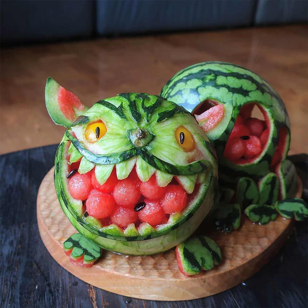 Kleine Lebensmittelkunstwerke von Etoni Mama Etoni-Mama-foodkunst_03