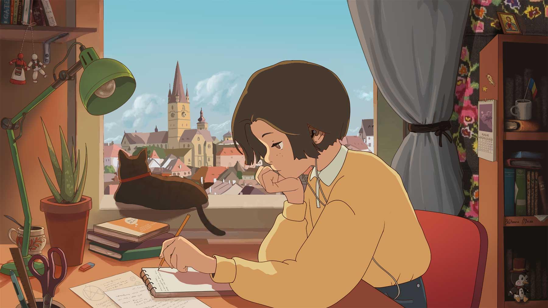 """""""Lo-Fi Study Girl"""" mit landesspezifischen Anpassungen Internationale-lo-fi-study-girl-adaptionen_03"""
