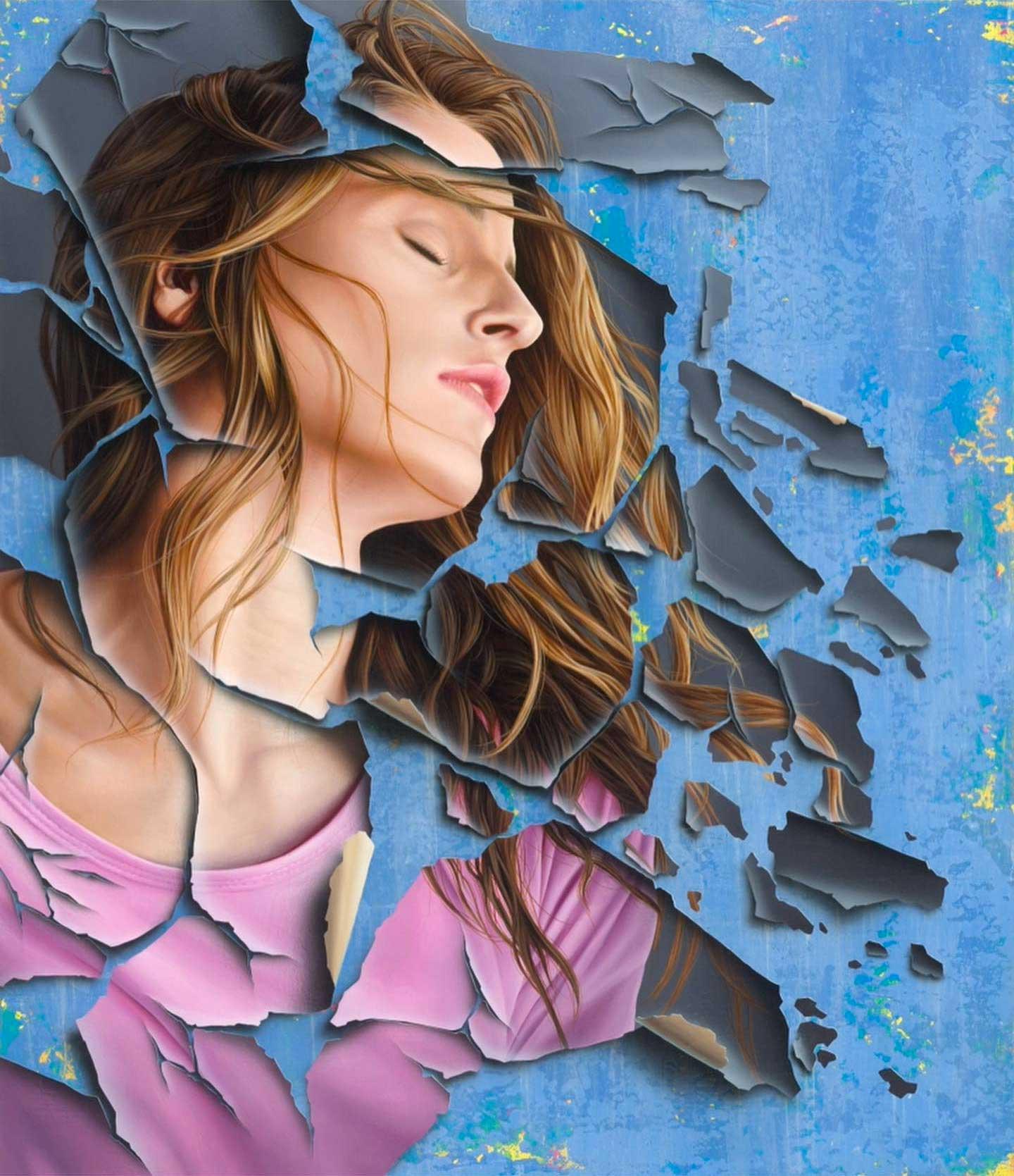 Abgeblätterte Gemälde von James Bullough James-Bullough-2020_03