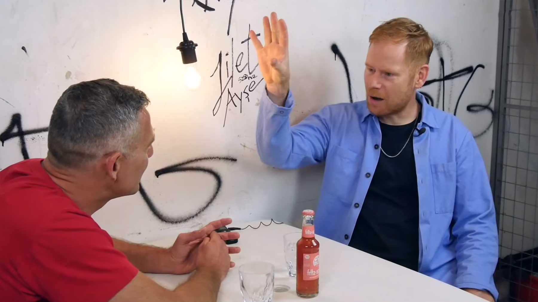 Peter Fox im Bunker-Talk mit Marcus Staiger