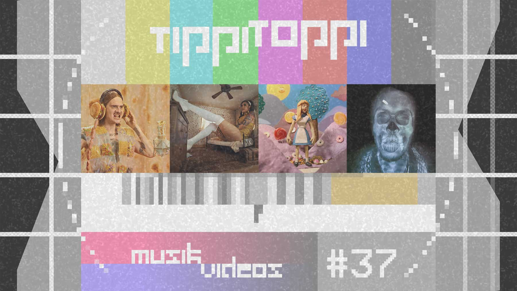 Tippi Toppi Musikvideos Vol. 37 TIPPITOPPIMUSIKVIDEO_37