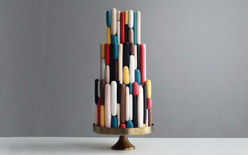 Neue Designer-Torten von Tortik Annushka