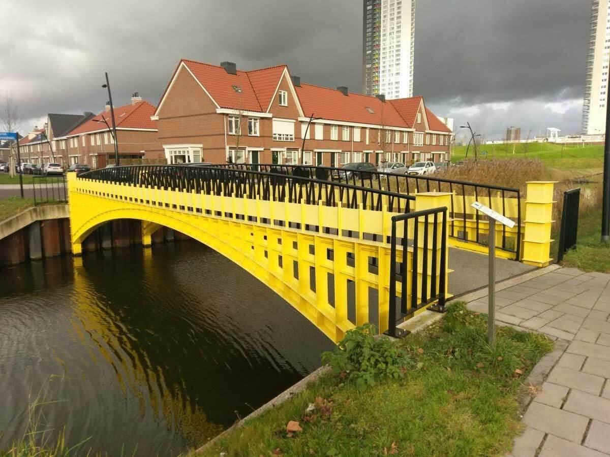 Robin Stam hat die Brücken von den Euro-Scheinen nachgebaut euroscheinbruecken_02