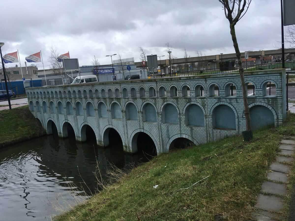 Robin Stam hat die Brücken von den Euro-Scheinen nachgebaut euroscheinbruecken_10