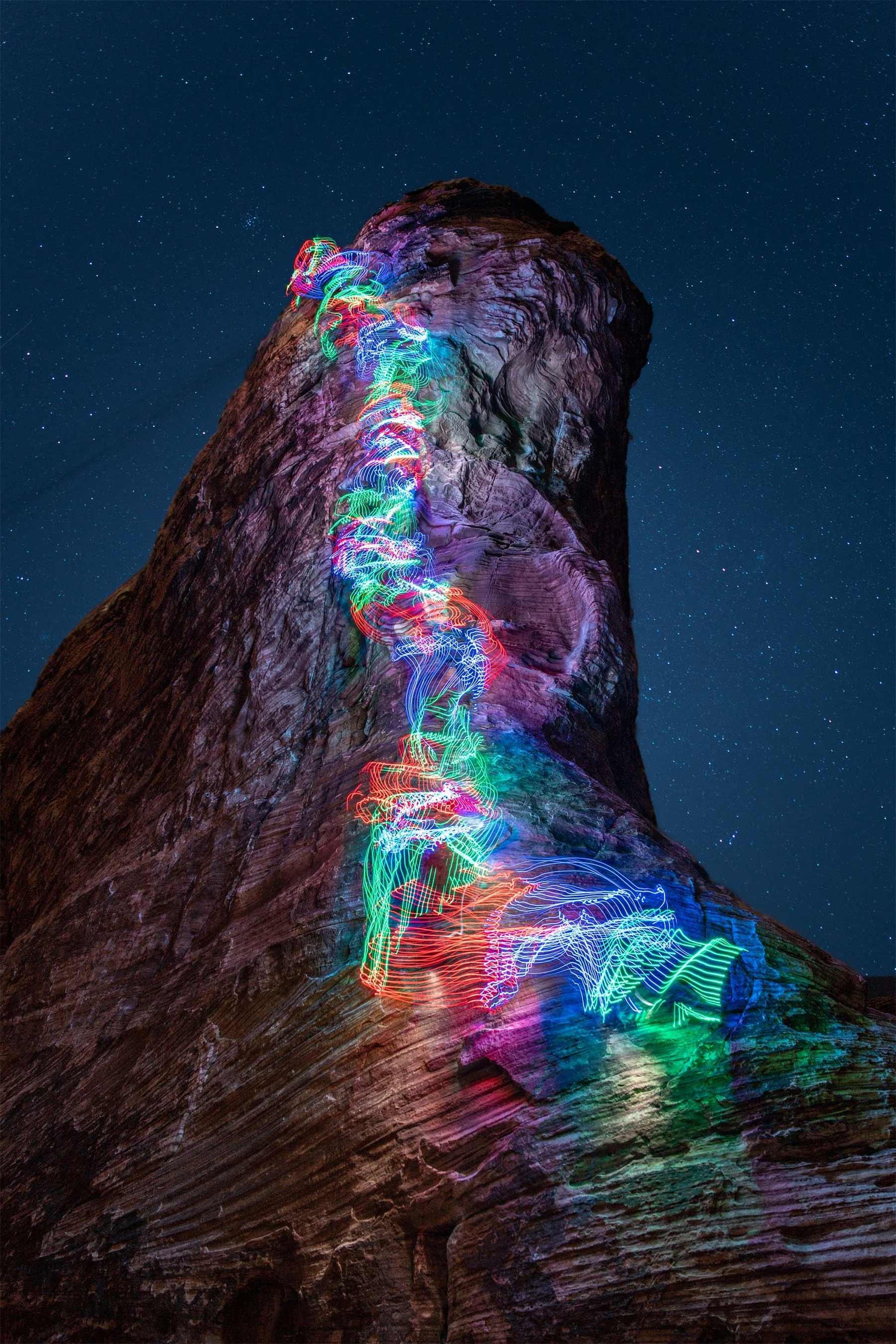 Leuchtende Kletterrouten leuchtende-kletterrouten-Luke-Rasmussen_02