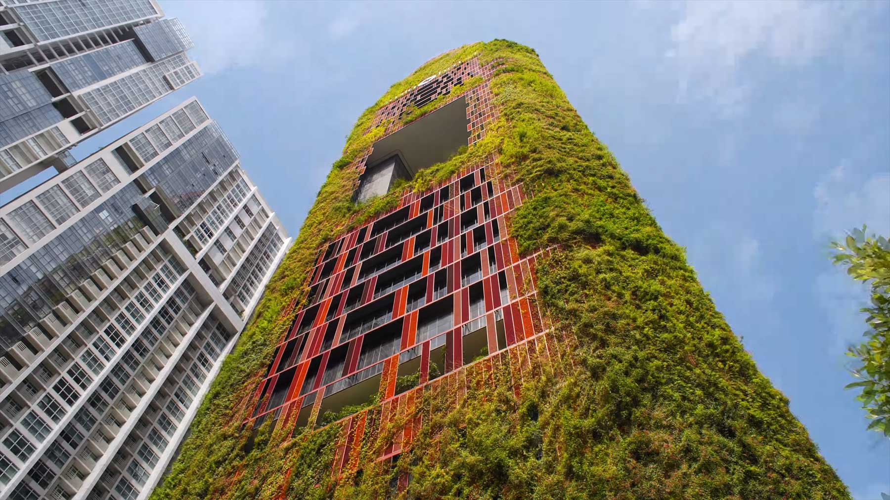 8 Jahre Singapur-Wandel in 5 Minuten