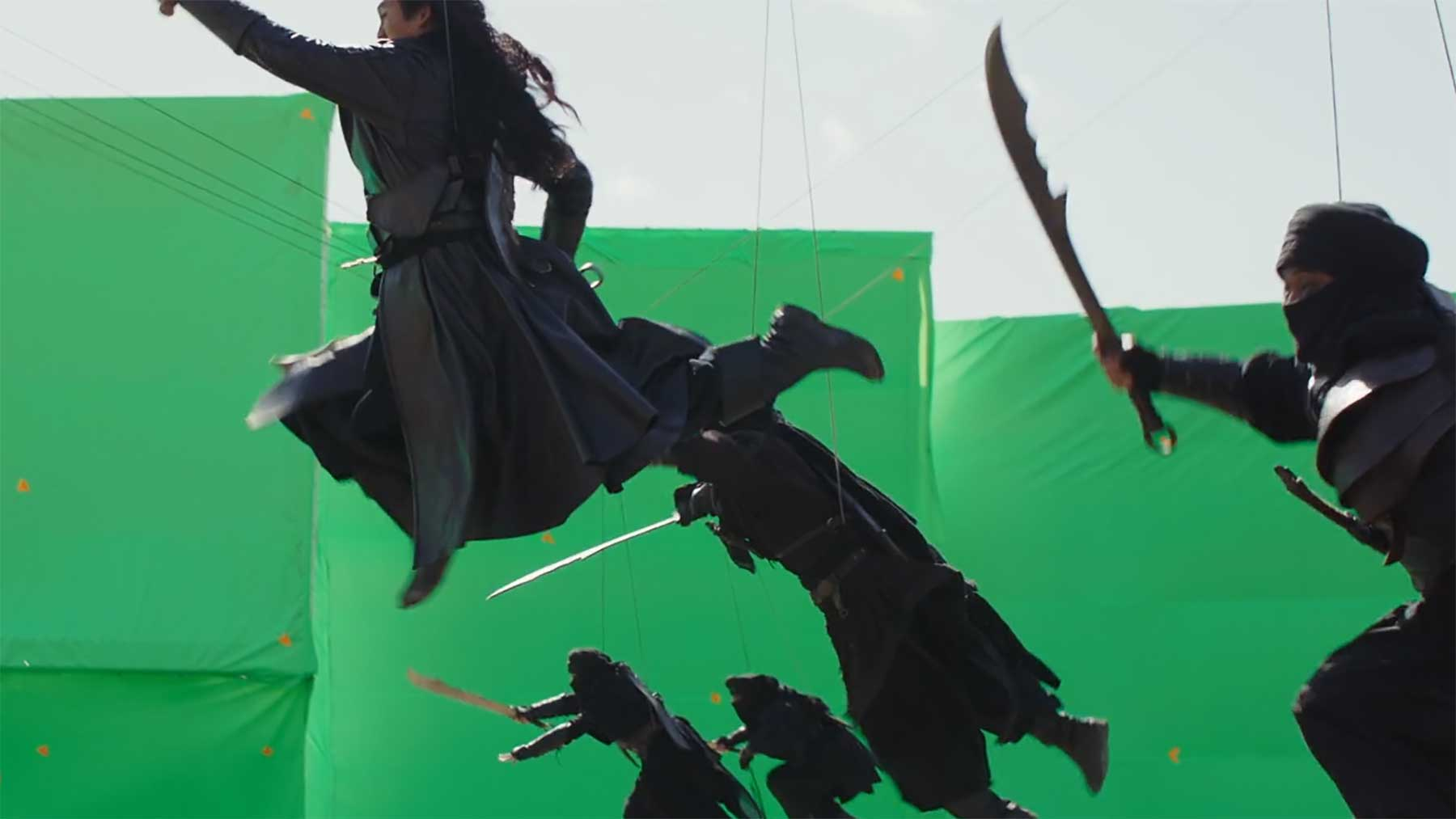 "Making of der Spezialeffekte im 2020er ""Mulan""-Film mulan-vfx-breakdown"