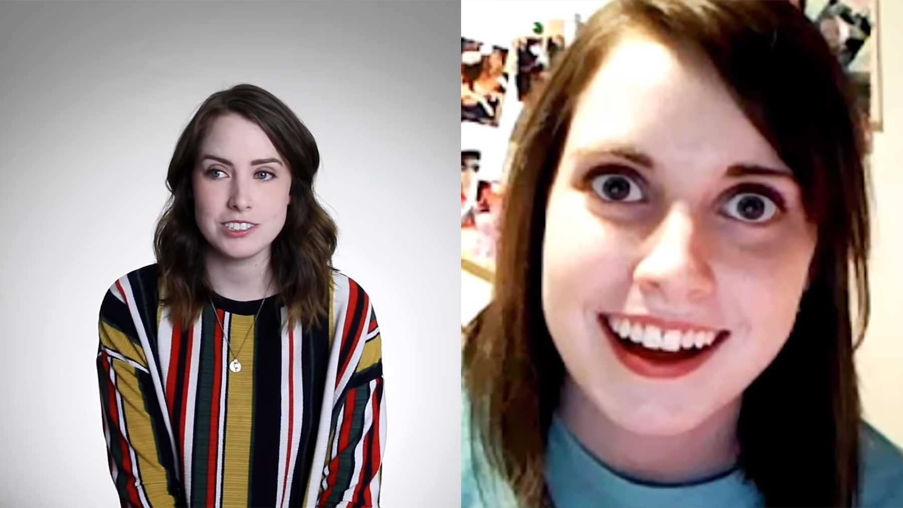 "Wie Laina Morris zum ""Overly Attached Girlfriend""-Meme wurde overly-attached-girlfriend-meme"
