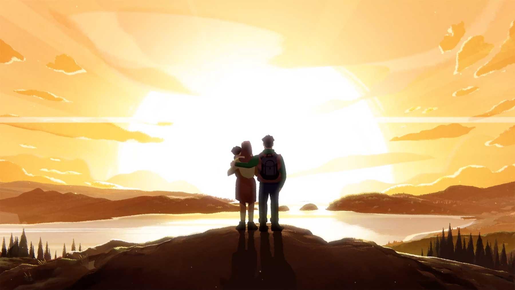 Gemeinsam in den Weltuntergang schauen