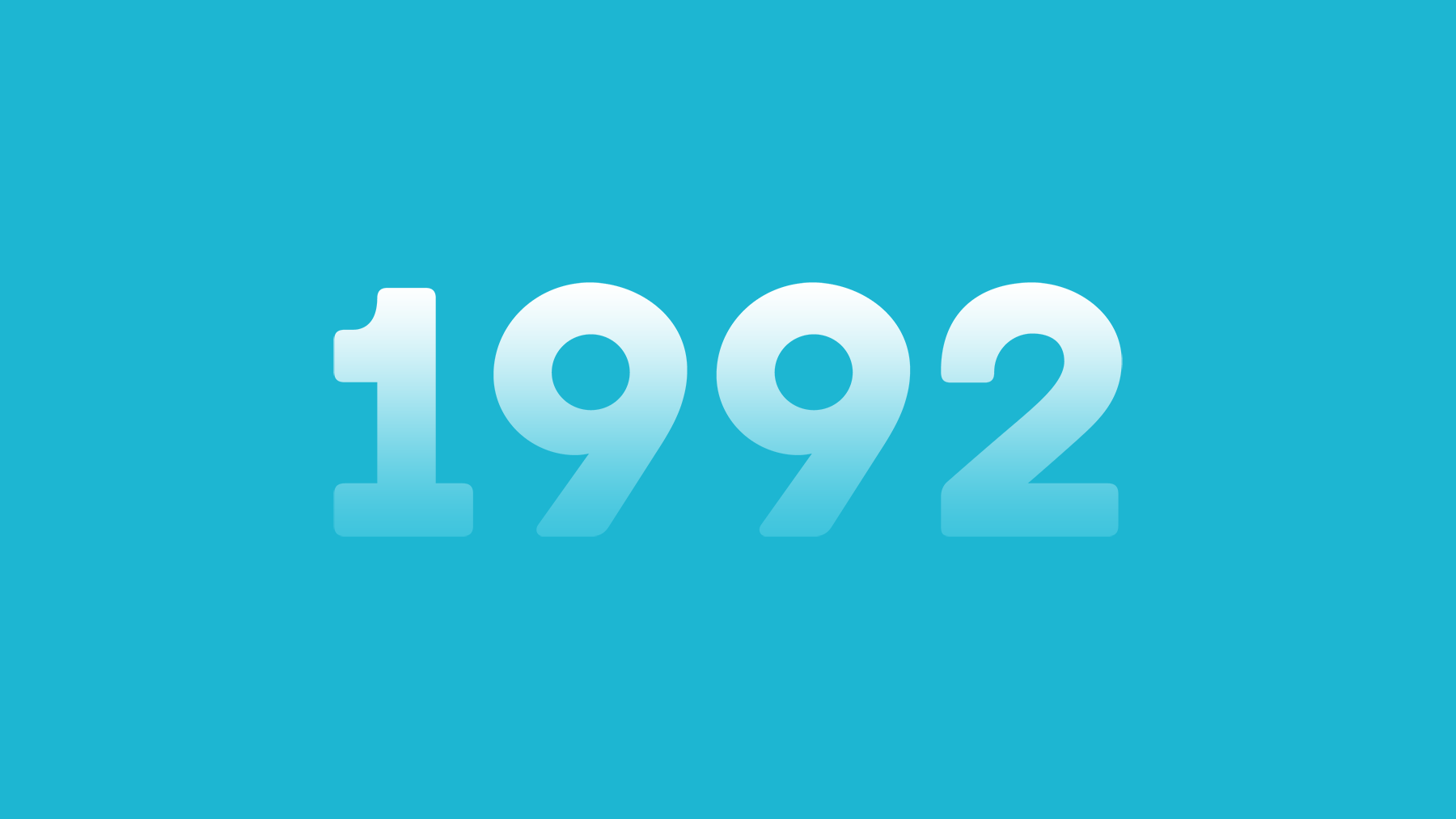 Mashup: Die besten Songs des Jahres 1992 im 3½-Minuten-Mix