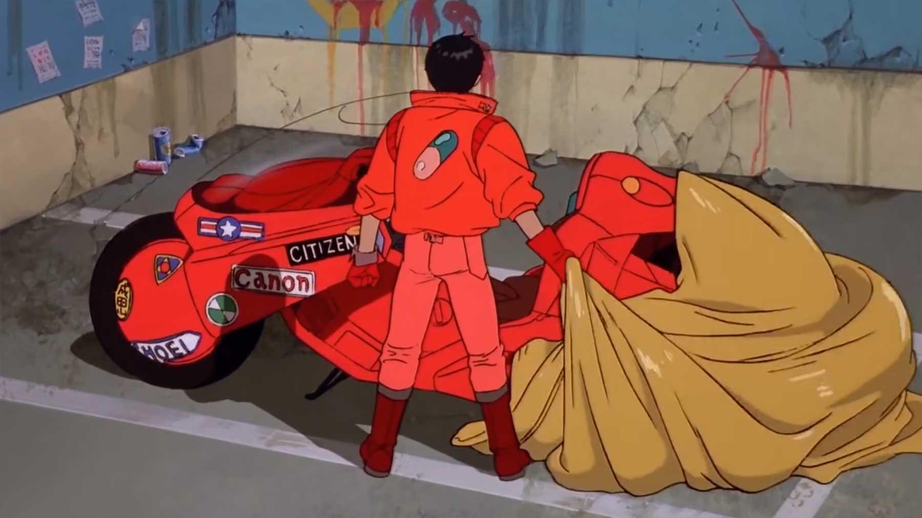 "Weshalb die Animationen in ""Akira"" so genial sind"