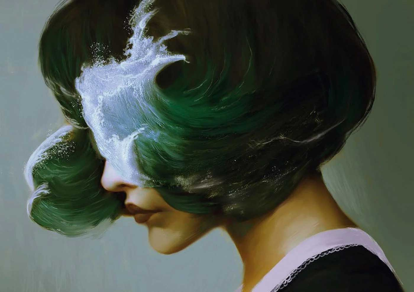 Neue surreale Digital Paintings von Aykut Aydogdu