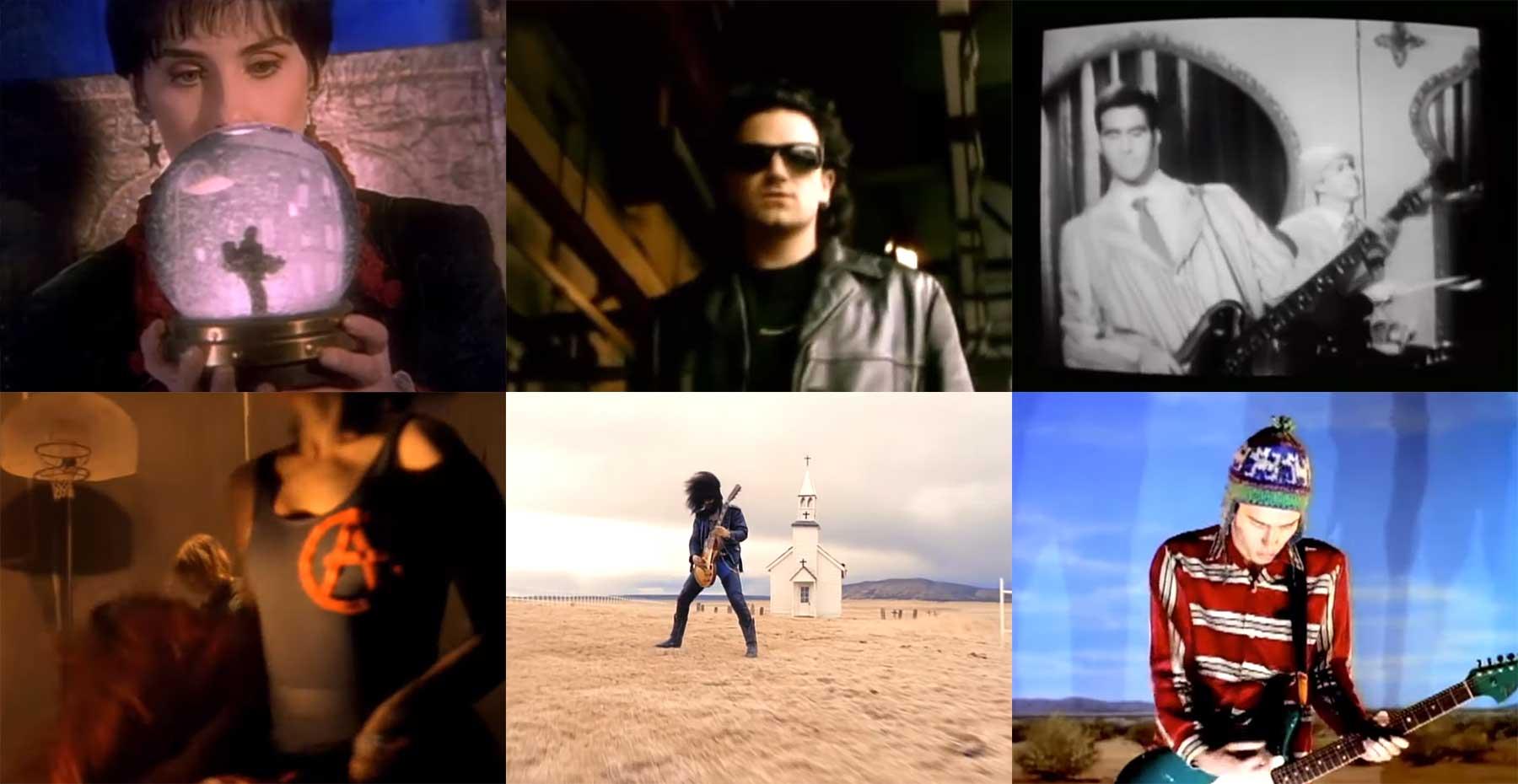 Mashup: Die 60 besten Songs des Jahres 1991 in 3½ Minuten