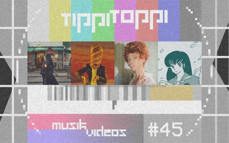 Tippi Toppi Musikvideos Vol. 45