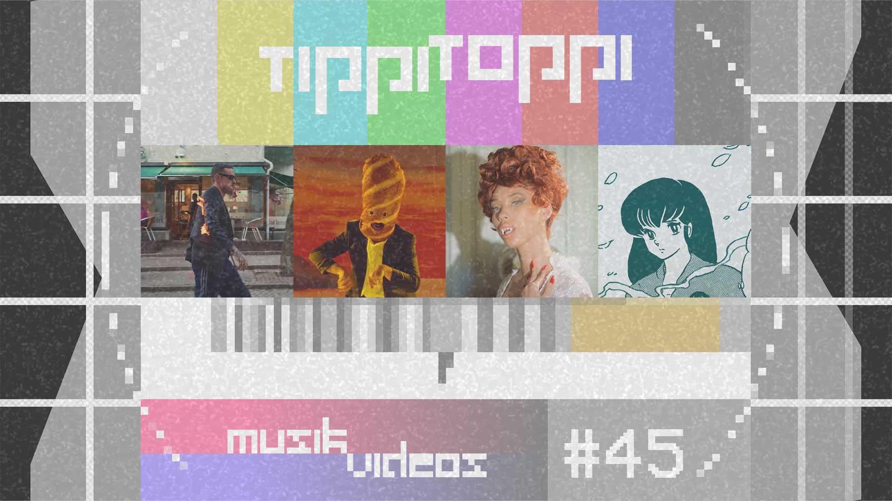 Tippi Toppi Musikvideos Vol. 45 TIPPITOPPI-MUSIKVIDEOS_45