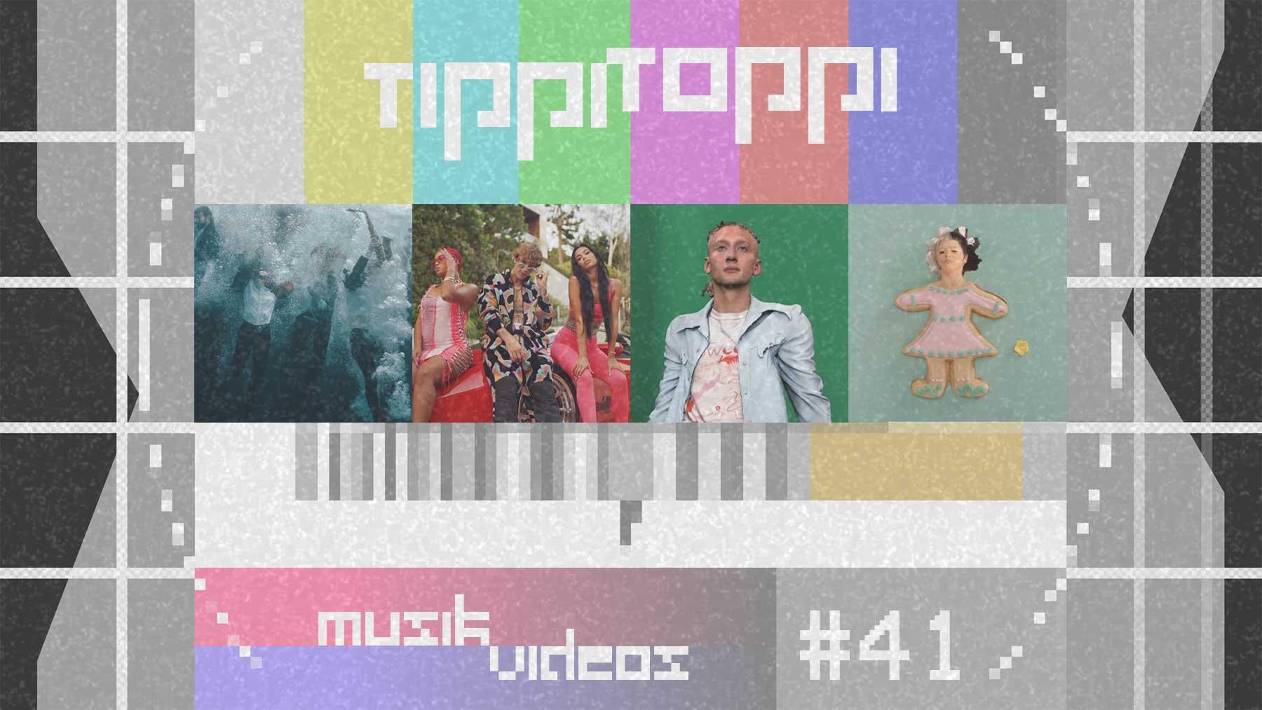 Tippi Toppi Musikvideos Vol. 41 TIPPITOPPI-musikvideos_41