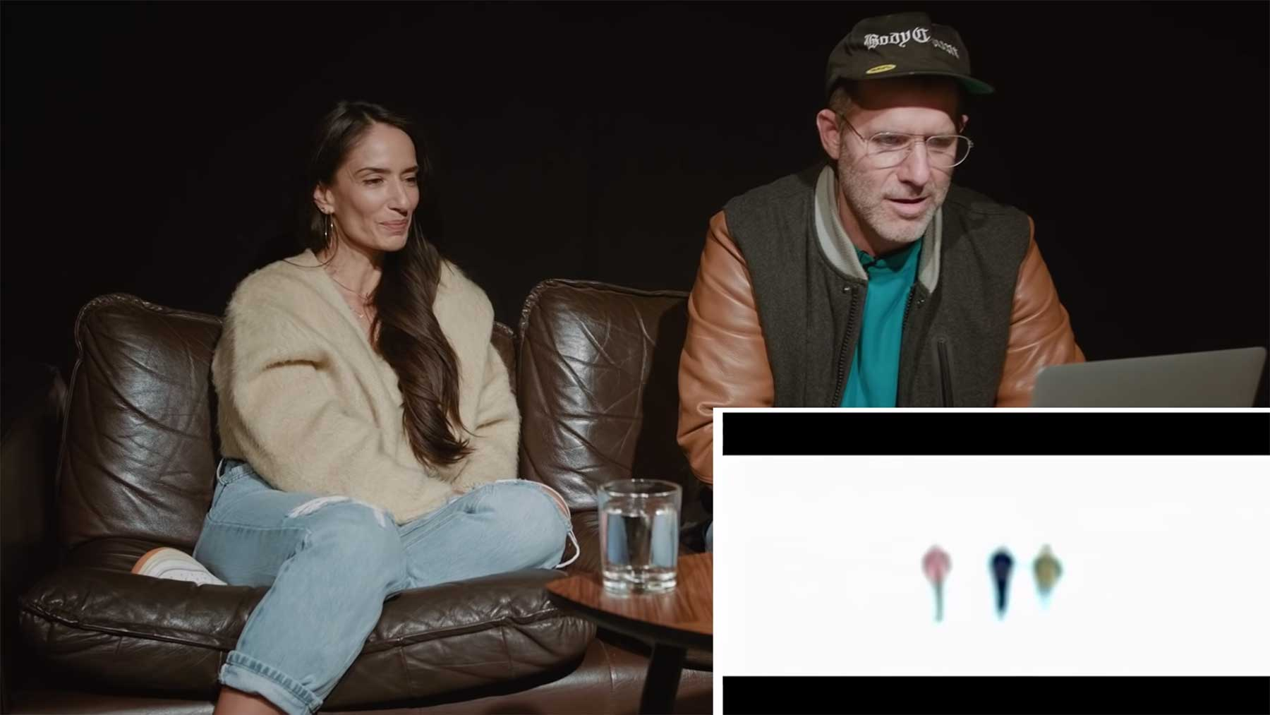 "Deichkind & Nina MC reagieren auf ""Bon Voyage""-Musikvideo"