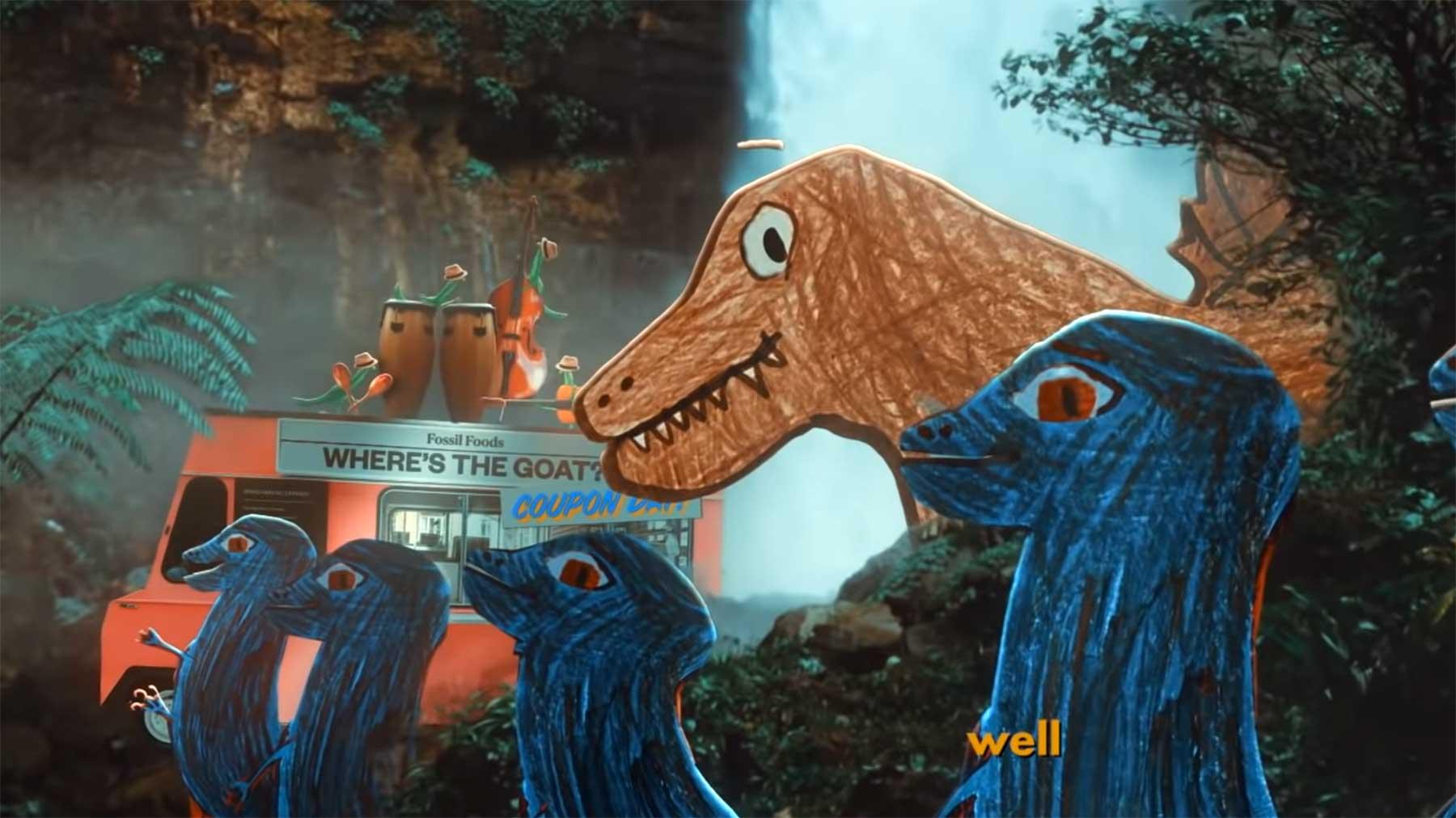 """Kurzfilm einer 9-Jährigen: """"Dino Feast"""" dino-feast-kurzfilm"""