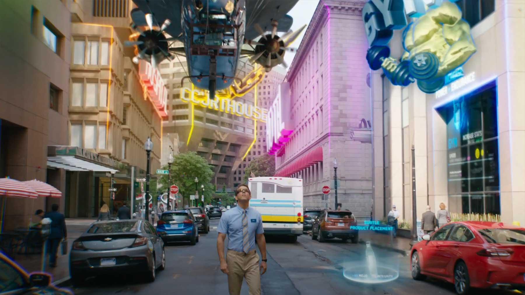 "Neuer Trailer zum Ryan-Reynolds-Film ""Free Guy"""