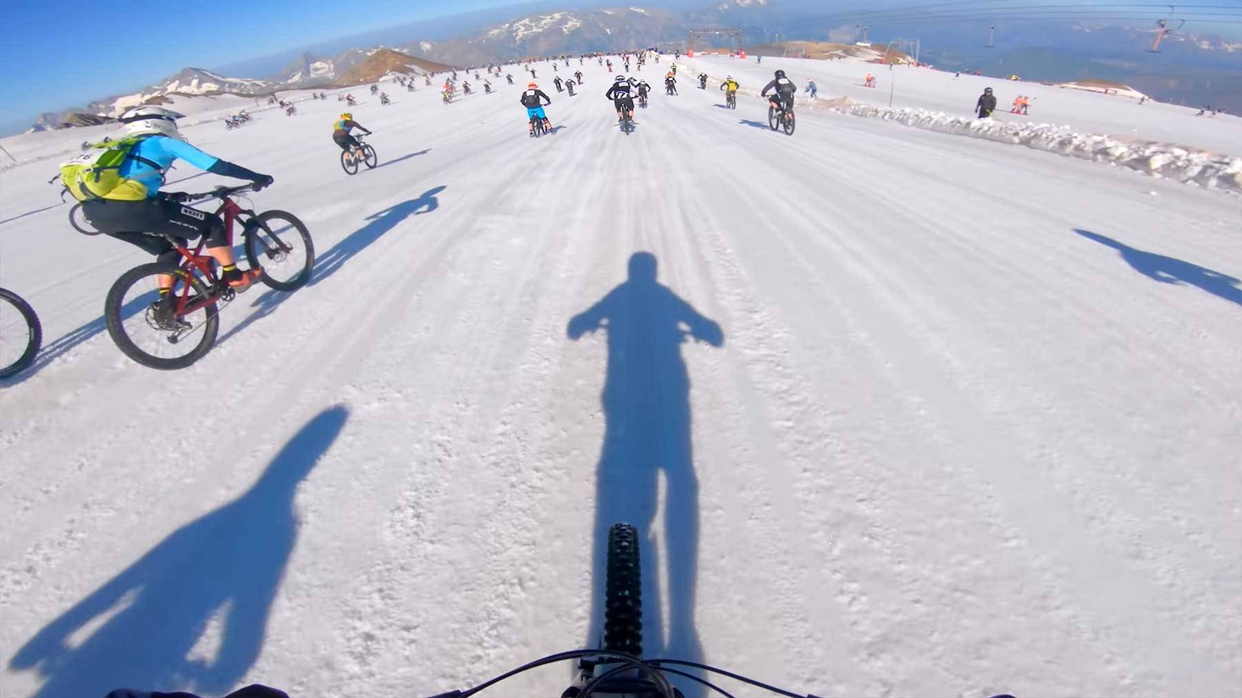 Mountainbike-Rennen: Als 1.000 starten und gewinnen