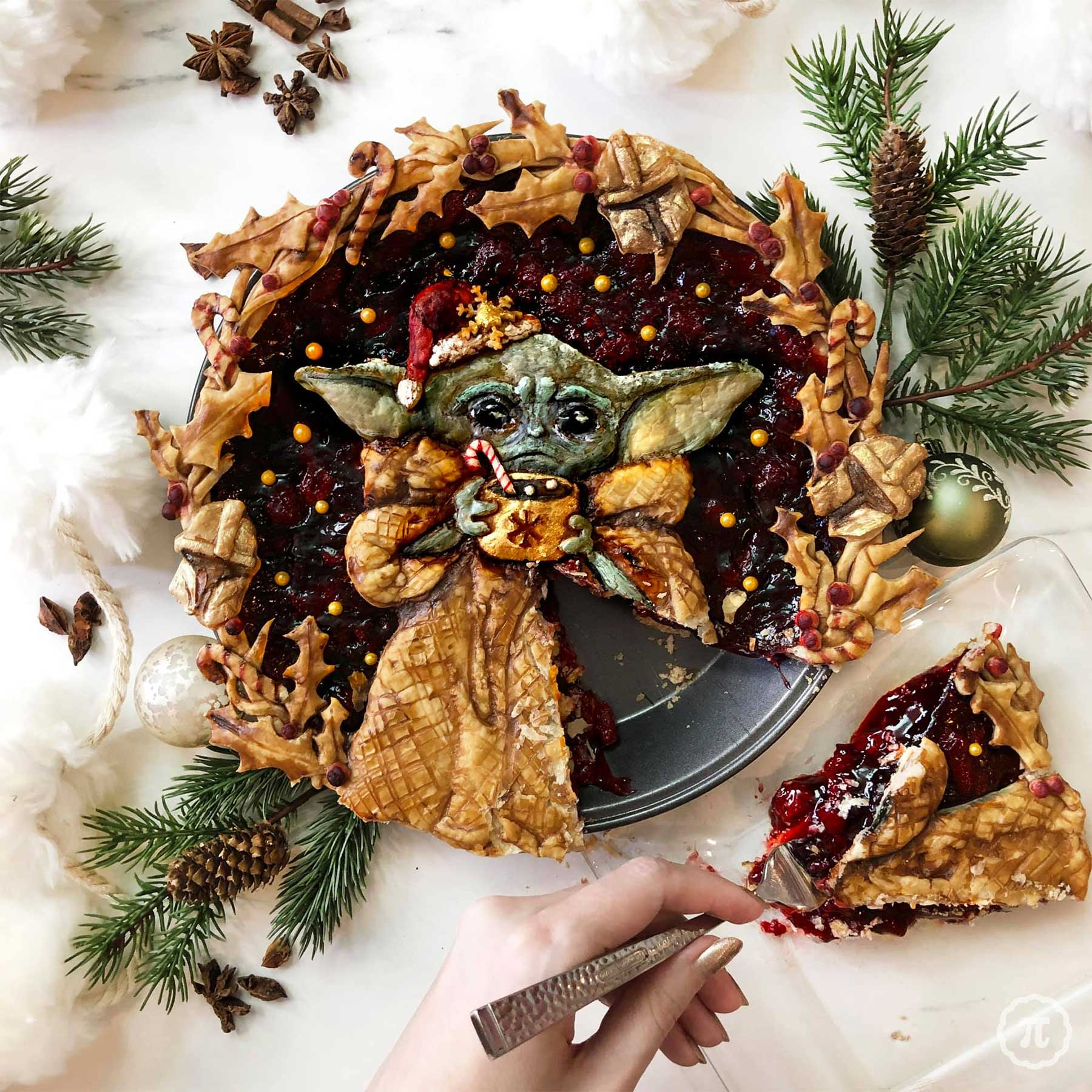 Kreative Kuchenkunst von Jessica Clark-Bojin piesareawesome-Jessica-Clark-Bojin_01