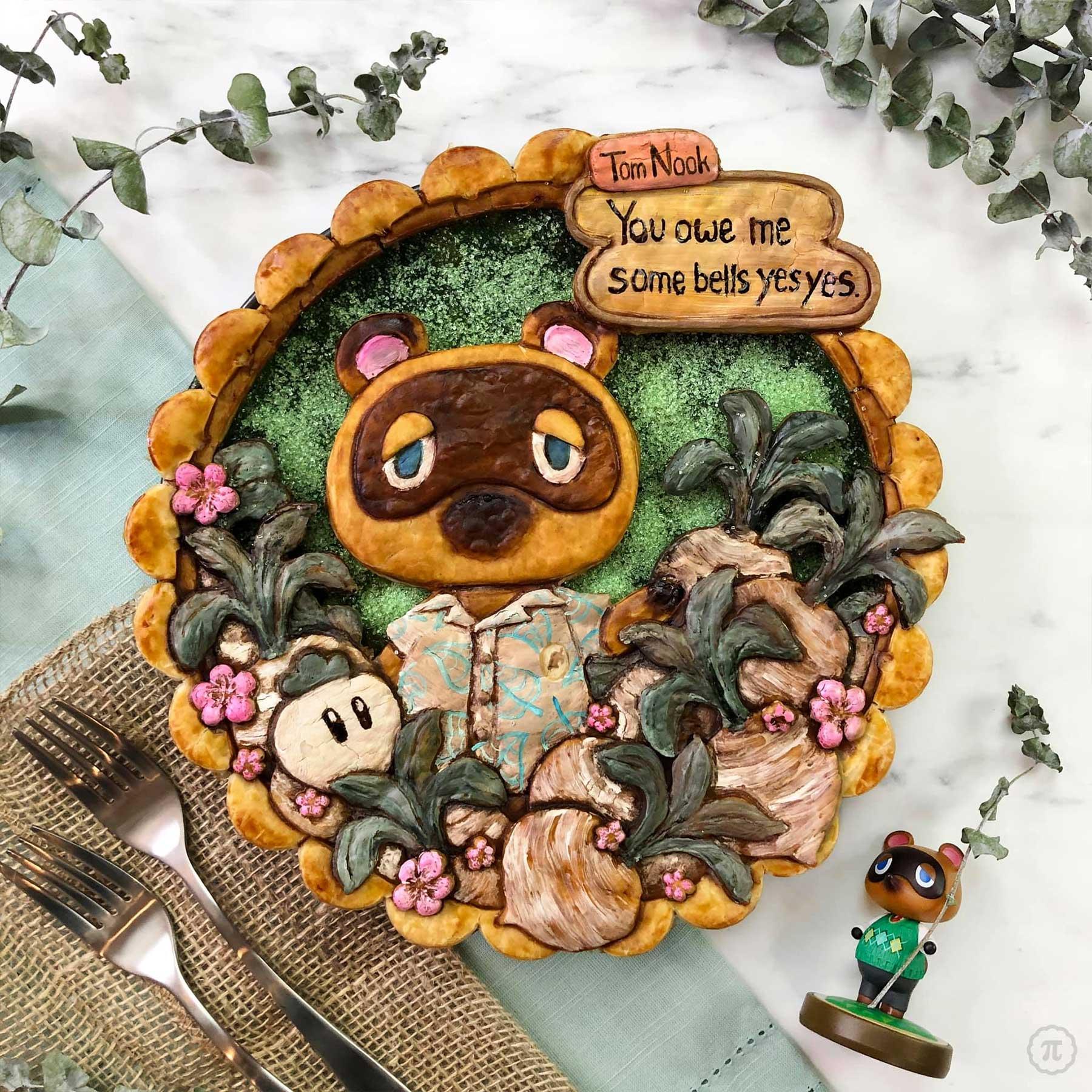 Kreative Kuchenkunst von Jessica Clark-Bojin piesareawesome-Jessica-Clark-Bojin_03