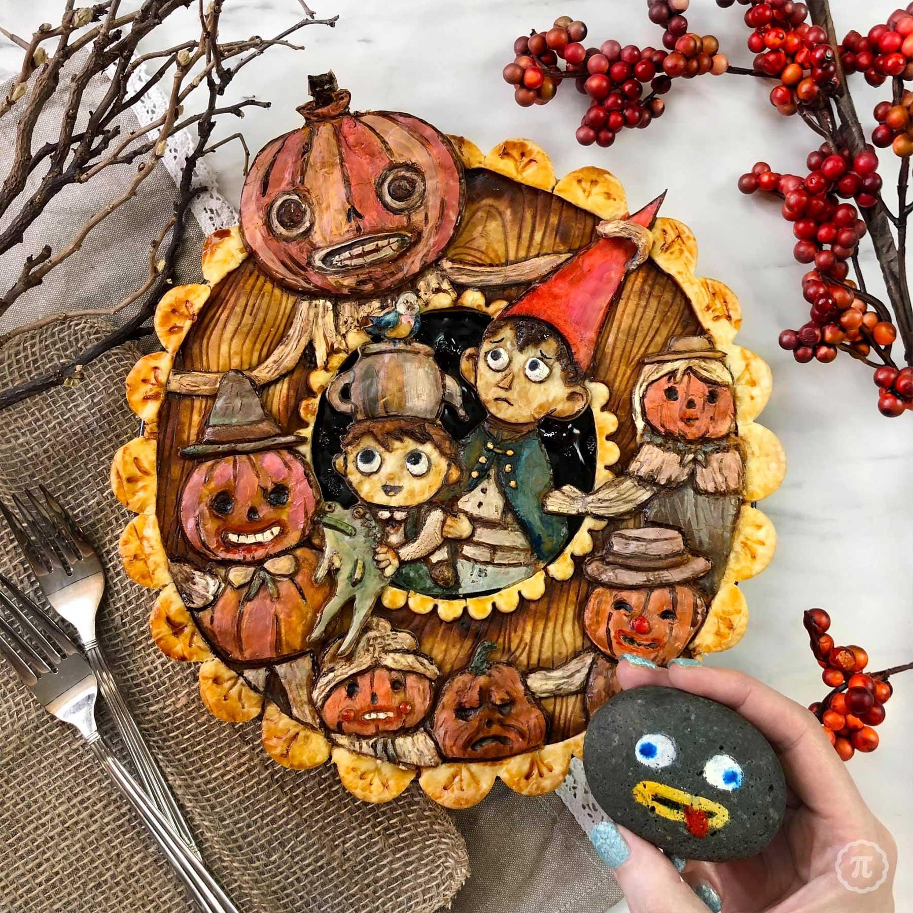 Kreative Kuchenkunst von Jessica Clark-Bojin piesareawesome-Jessica-Clark-Bojin_07