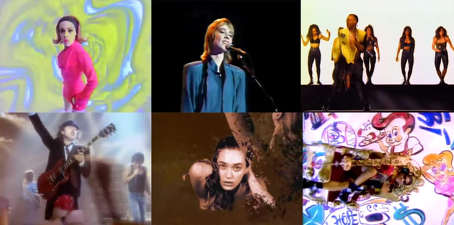 Mashup: Die 60 besten Songs des Jahres 1990 in 3½ Minuten