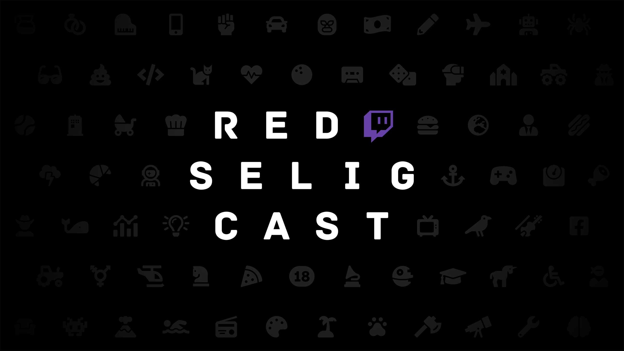 Redseligcast #18: Im Gespräch mit Sebastian aka Syrenia (Twitch-Live-Streamer)
