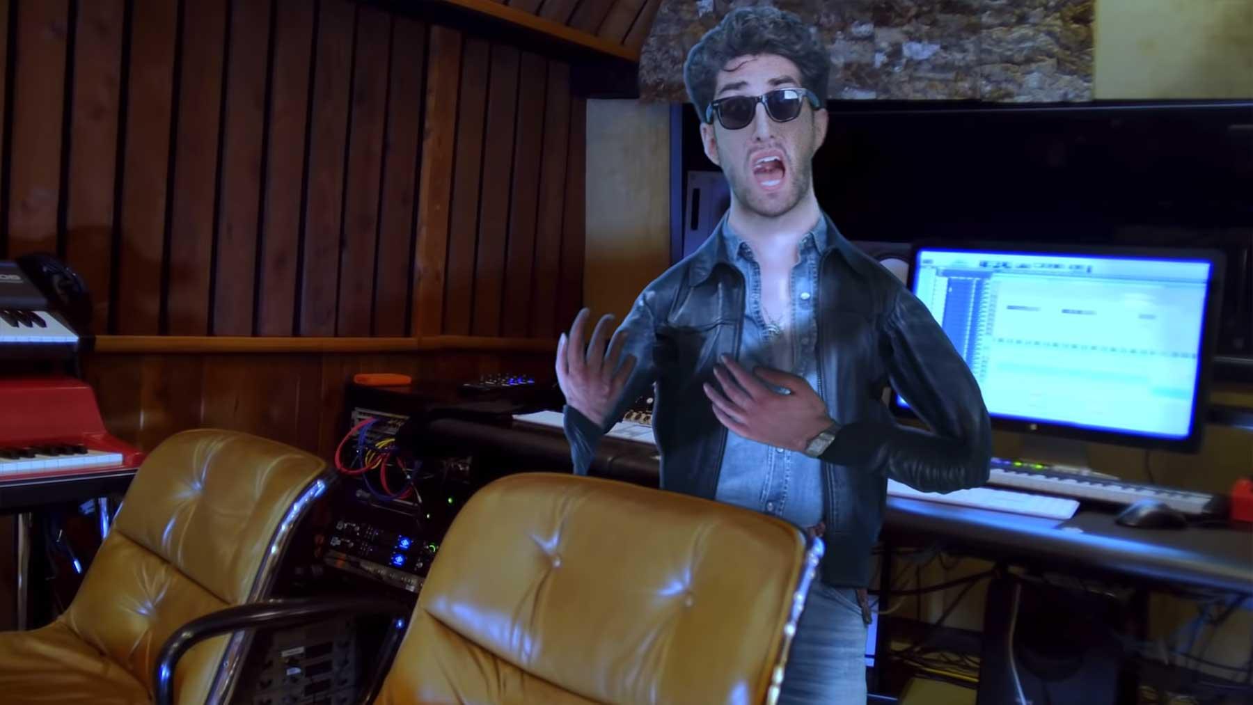 """Musikvideo: Chromeo – """"Clorox Wipe"""""""