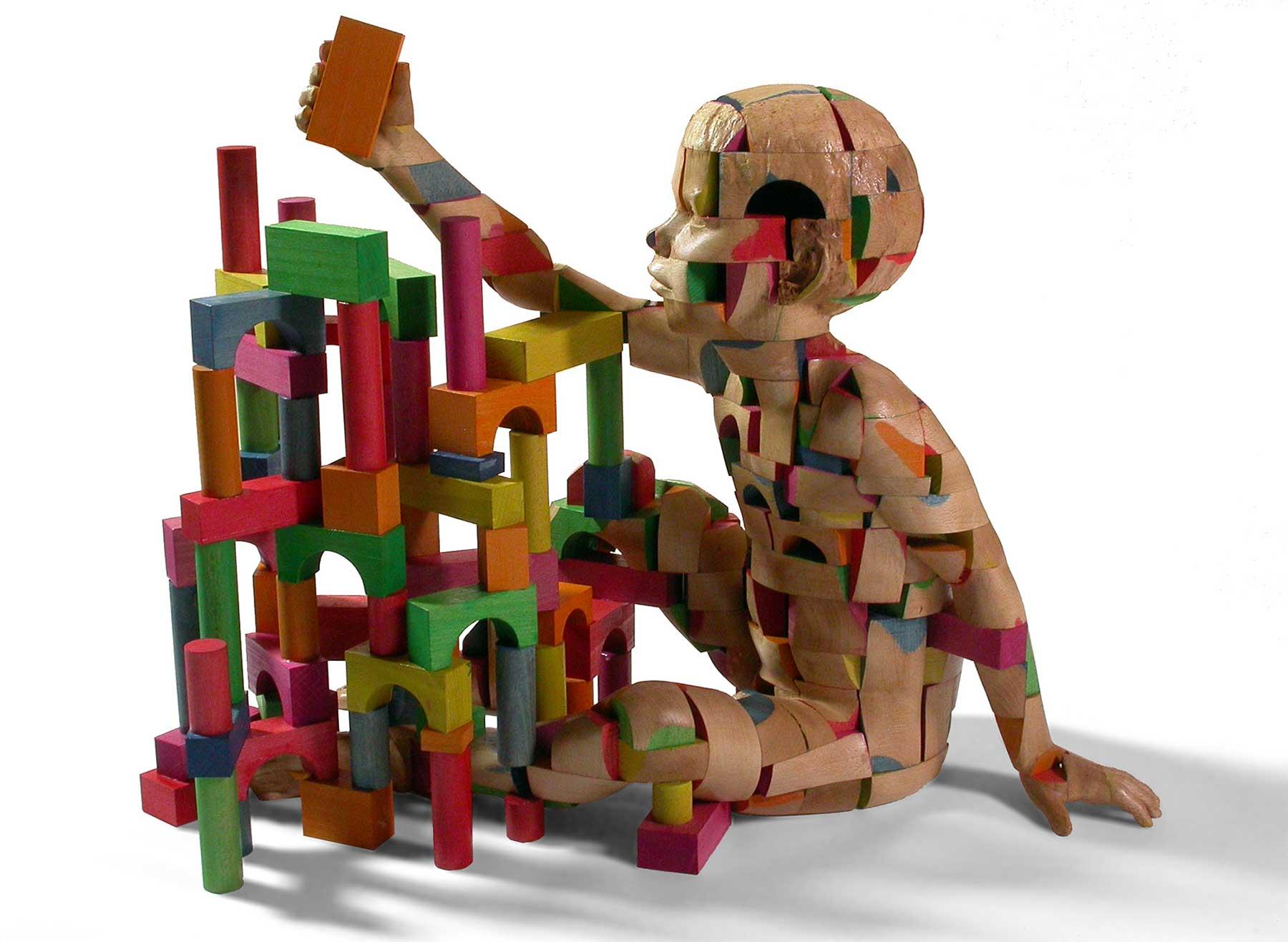 Verspielte Holz-Skulpturen von Efraïm Rodríguez Efraim-Rodriguez-skulpturen_01-1
